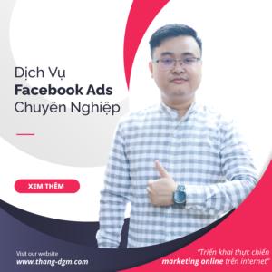 dịch vụ quảng cáo facebook ads trọn gói